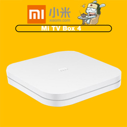 Xiaomi Mi TV box 4 [White]