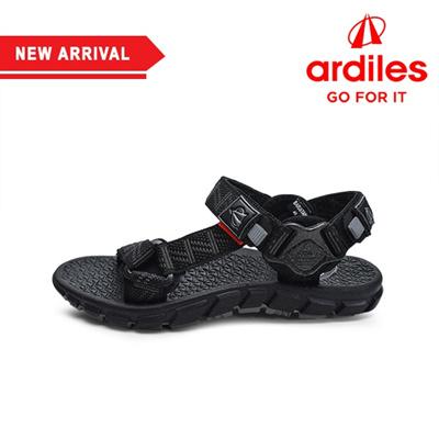 3e7dced3b207 Qoo10 -  Ardiles  Baristan Black Mountain Sandals   Men s Bags   Shoes