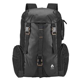 NIXON WATERLOCK III NYLON ALL BLACK C28121148 BACKPACK BAG