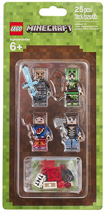 LEGO 6147453 Minecraft Minifigure Accessory Pack