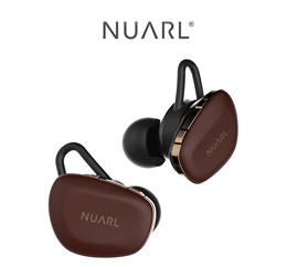 * Singapore Sole Distributor* Nuarl True Wireless Stereo Earbuds