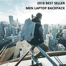 2018 BEST SELLER! -Men Run Away Travel Laptop Backpacks/Ready Stock/Carry-on luggage