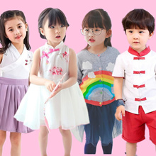 ★ QQ Closet ★ Baby Kids CNY Dress CheongSam Qipao Pants Winter Jacket Children Pyjamas
