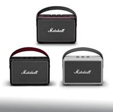 ★ Coupon special price $ 238 ★ Marshall Kilburn 2 Portable Bluetooth Speaker [Black / Gray / Burgundy] / Marshall Kilburn II Portable Bluetooth Speaker