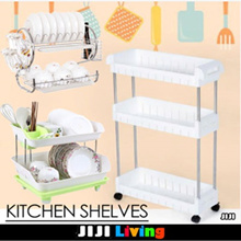 ★Kitchen Shelves ★Racks ★Storage ★Dish Drainer ★Storage ★Organizer ★PP ★Drawer ★Box ★Fast Delivery