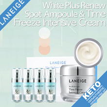 [LANEIGE]ultimate skincare collection by laneige/time freeze intensive cream/white plus renew