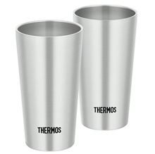 Thermos vacuum insulation tumbler 300ml 2 pieces Stainless JDI-300P S