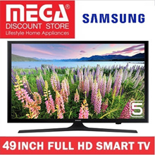 SAMSUNG UA49J5200 49INCH FULL HD SMART LED TV / 3 YEARS WARRANTY
