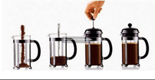 Coffee Maker 350 ml for 3 Cups/ Fiorenza French Press / Plunger SJ0162