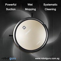 Ecovacs Deebot Gold 2 Smart Robot Vacuum Cleaner Mopping Systematic Mapping SG Warranty Quiet