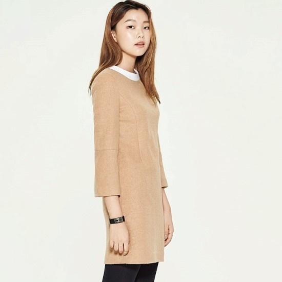 ナインNAINスペシャルロキシー・ワンピースOP2559 面ワンピース/ 韓国ファッション