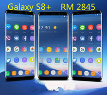 RM 2845 for S8+ ( RM 400 coupon discount ) Samsung Galaxy S8 / S8+ (1 Year Samsung Malaysia Warranty)