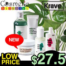 🌟Lowest Price🌟 [KraveBeauty] Beet The Sun/Kale Lalu yAHA /Great Barrier Relief /Matcha/Oat Cream