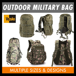 Outdoor ARMY Military Bag Tactical Backpack Rucksacks Camping Trekking Bag HAVERSACK 511/911/swat