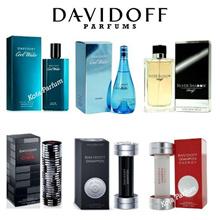 Parfum Original DAVIDOFF for Men and Women *Authentic Davidoff Fragrance Collection