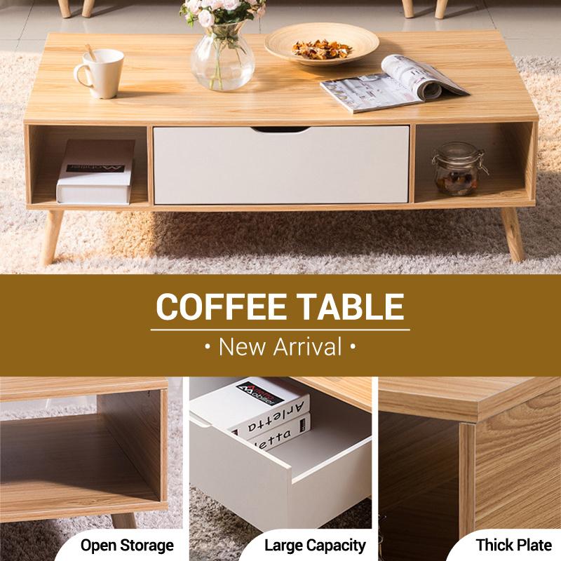 Qoo10 Coffee Table Furniture Deco