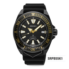 *APPLY 25% OFF COUPON* [SEIKO] Seiko Samurai Prospex Automatic Diver Watch SRPB55K1. Free Shipping!