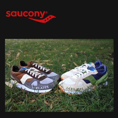 Qoo10 - Saucony x 24 Kilates   Men s Bags   Shoes cfe225862