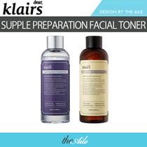 [KLAIRS] Supple Preparation Facial Toner[2type]/Facial Toner/Unscented Toner/180ml