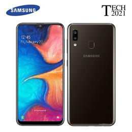 Samsung Galaxy A20 6.4inches display 32GB ROM 3GB RAM Super AMOLED LCD Octa-core (Export set)