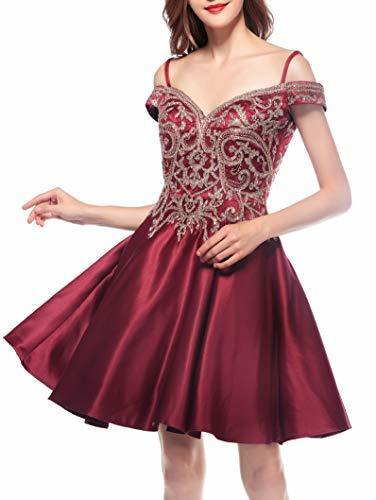 HANDADA Homecoming Dresses Women Prom