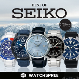 *NEW* Best of Seiko Premium Edition. Seiko Prospex Automatic Chronograph Diver Made In Japan Watches