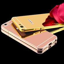Oppo A83 Oppo F5 F7 Mirror Case Cover Casing Housing