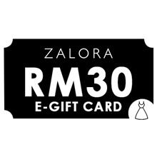Zalora RM30 E-Gift Card