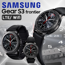 SAMSUNG GEAR S3 FRONTIER LTE / 4G | LOCAL SET 1 YEAR SAMSUNG WARRANTY | LIMITED SETS!!!! READY STOCK