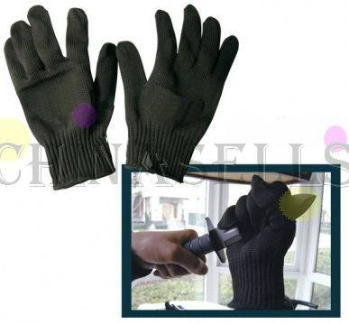 Cat scratch protection gloves