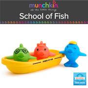 【MUNCHKIN】School of Fish
