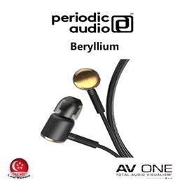 [Periodic Audio] Beryllium IEM / 1 Year Warranty