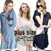 【Local Seller】【✫2016✫OCT✫19 New Arrivals】 New Plus Size Fashion Lady  Dress/OL Work Dress/Blouse/Top/Pants Short GSS ★ Buy 3 Free Shipping ★★