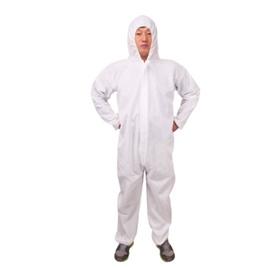 隔离服   /      一次性男女头罩防护服无纺布隔离服