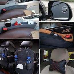 Car Accessories/360°Adjustable rear view blind spot mirror/Tissue Box Holder/Car Neck Cushion Pillow