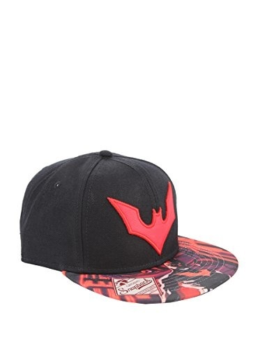Qoo10 - Batman Beyond Logo Snapback Hat   Fashion Accessories 827c58bb35a