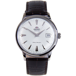 FAC00005W0 AC00005W Orient Automatic Silver Hands Markers Gents Dress Watch