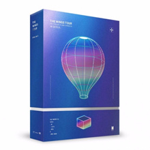 [BTS] Bangtan Boys The Wings Tour in Seoul Concert DVD Sealed New 2017 Live Trilogy EpiSode 3 K-Pop