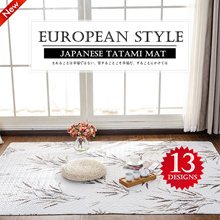 North European Style Japanese Tatami Thick Mat / Carpet for Living Room Home House