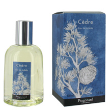 Fragonard Cedar Eau de Toilette 100ml by Senteurs de Provence since 2004
