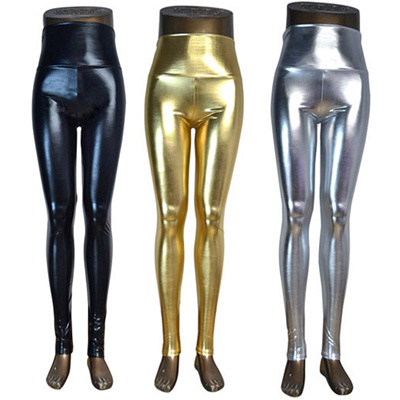 39fc66fcd444a Qoo10 - HDE Girls Shiny Wet Look Leggings Kids Liquid Metallic Footless  Tights Silver 45 Search Results : (Q·Ranking): Items now on sale at qoo10.sg