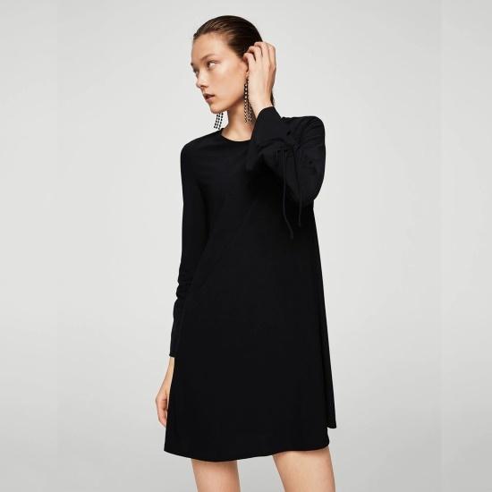 マンゴーMANGOロチドゥ小売ドレスVERUN1103767999 面ワンピース/ 韓国ファッション