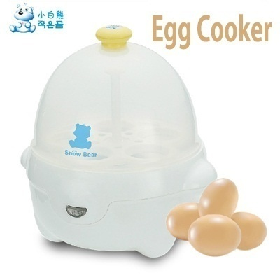 SG Snow Bear Egg Cooker/ Egg Boiler / Egg Machine Quick Cooking HL-0635 Quick cooking Auto power off an