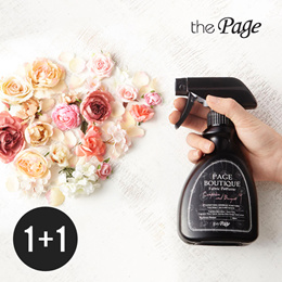 【The Page HQ Direct Operation】 1+1 Fabric Perfume Mist 5 Types 300ml