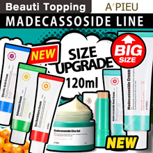 ★NEW★[APIEU] MADECASSOSIDE CREAM / NEEDLE SPOT PATCH / SUN BLOCK