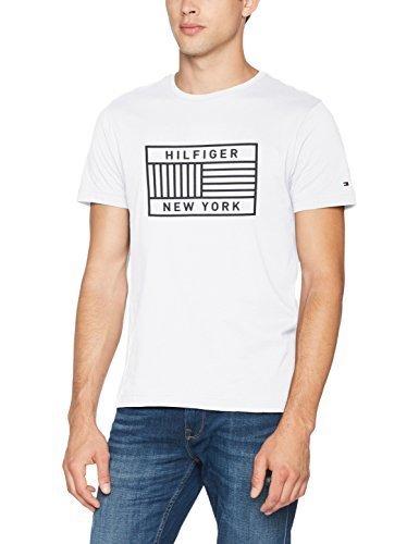 Direct from Germany - Tommy Hilfiger Herren T-Shirt Norman C-Nk Tee S