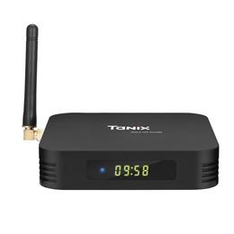 Tanix TX6 TV Box Allwinner H6 2.4GHz + 5.8GHz WiFi BT5.0 Support 6K H.265