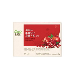 【CheongKwanJang】 Good Base Korean Red Ginseng with pomegranates (10ml X 30ea)