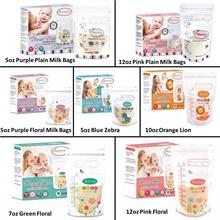 *NEW DESIGN!* Autumnz Breastmilk Milk Storage Bags 5oz / 7oz / 10oz / 12oz BPA Free!