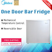 free shipping one door bar fridge ms50 45l mini bar mini fridge